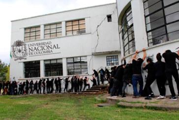 Que no termine en ruinas el derecho a la educación de los colombianos