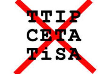 TTIP, CETA y TiSA: El asalto de las multinacionales al planeta, la democracia y los bienes comunes