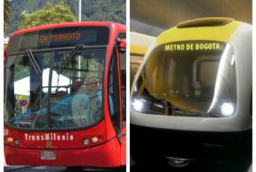 Santos y Peñalosa contratarán estudios del metro a escondidas y a dedo