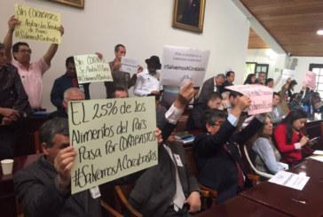 Irregularidades en la contratación ponen en riesgo a Corabastos: concejal Manuel Sarmiento