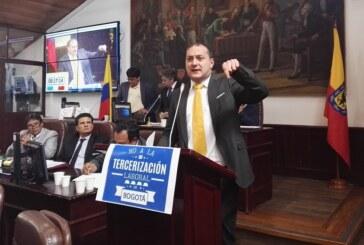 Política laboral de Peñalosa es contra los trabajadores