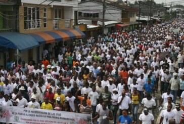 Carta del senador Robledo al minHacienda sobre compromisos incumplidos con Chocó