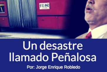 Un desastre llamado Peñalosa