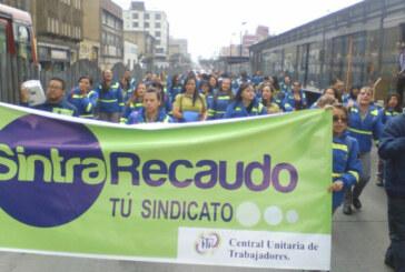 El Modelo Transmilenio también oprime a los trabajadores del sistema