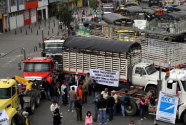 El Polo rechaza criminalización de la protesta por la Fiscalía contra los camioneros