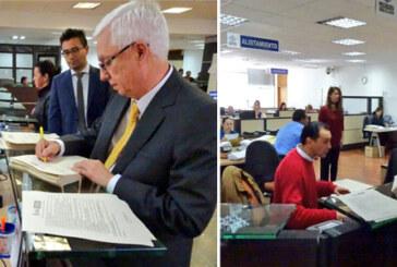 Robledo denunció al Fiscal Martínez en la Procuraduría por sus vínculos y negocios con Odebrecht y el Grupo Aval