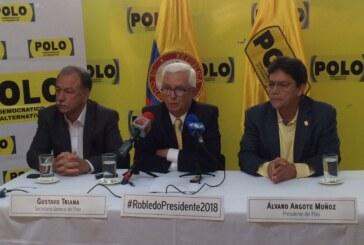 9 puntos de énfasis programáticos. Senador y Candidato Presidencial Jorge Enrique Robledo